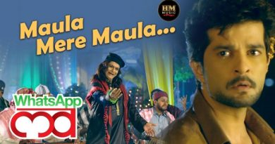 touch of divinity in sahil sultanpuris mere maula for whatsapp love