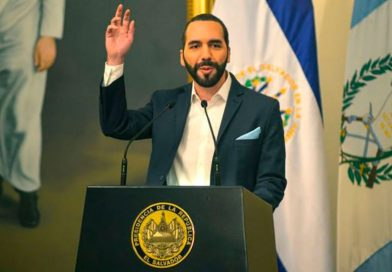 el salvador authorizes bitcoin as legal tender the first country in the world to do so