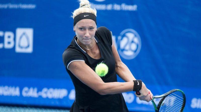 french open yana sizikova arrested amid match fixing inquiry