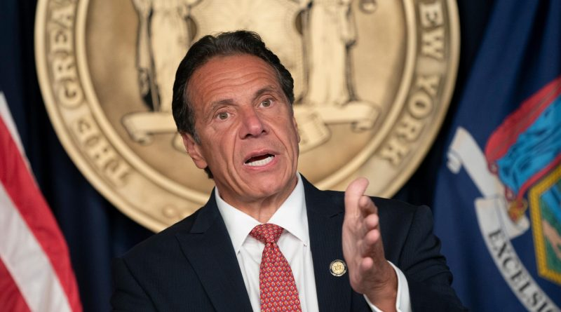 new york governor andrew cuomo sexually harassed multiple women attorney general