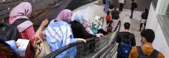 afghanistan facebook says it helped people flee including staff